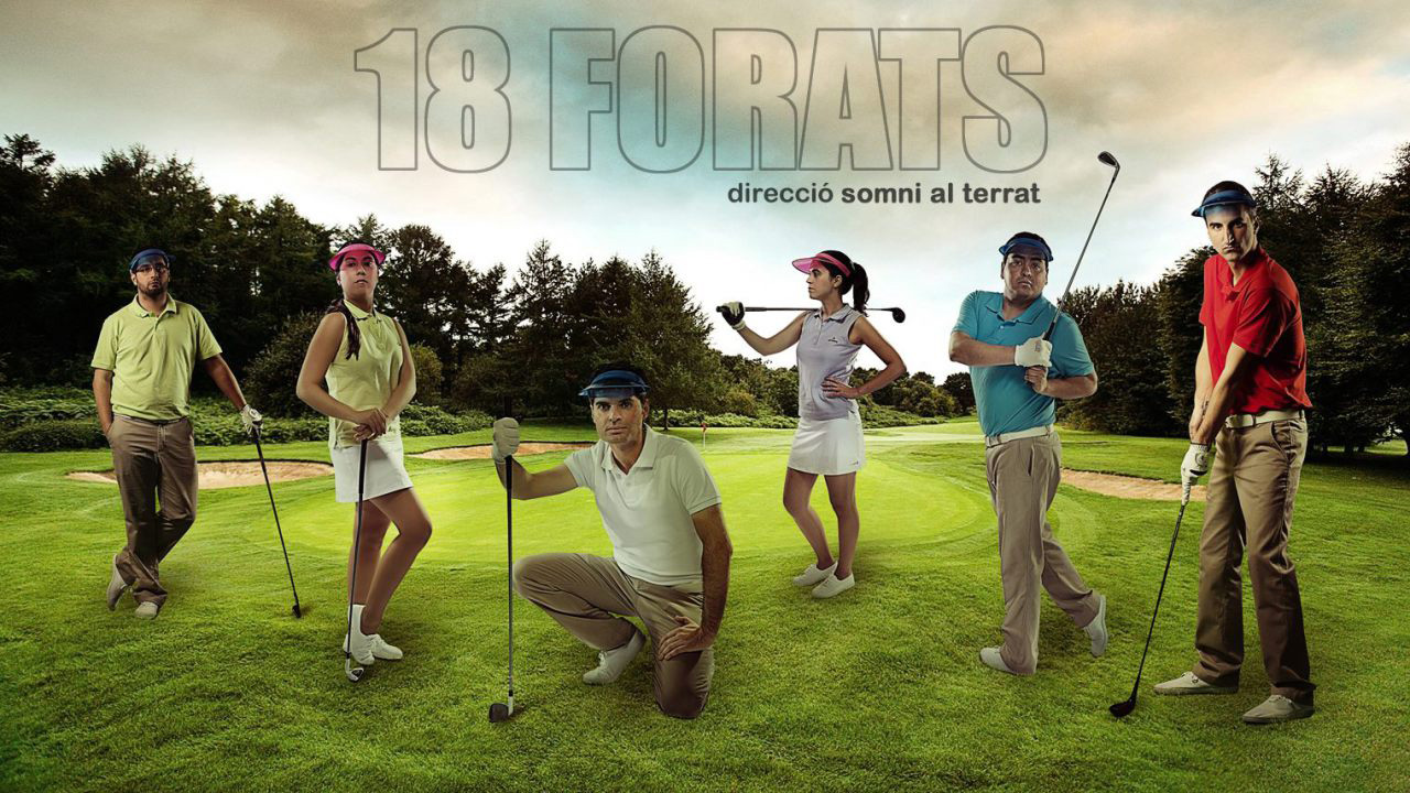 18 forats